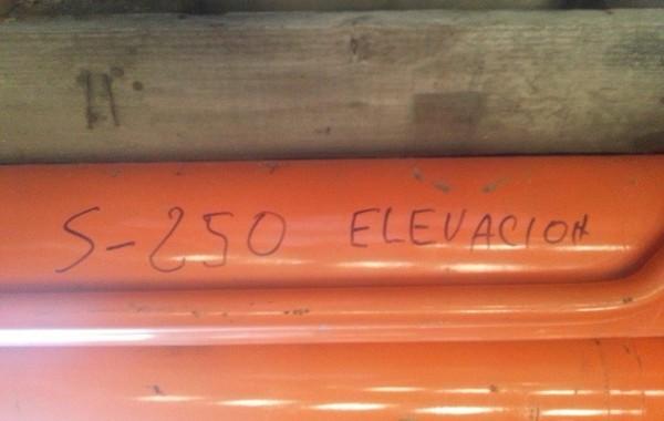 BOTELLA ELEVACIÓN SOLAR 250