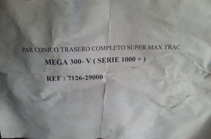 PAR CONICO MEGA 300 (1001~) Y (2001~)